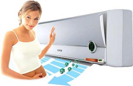 Бытовая техника - Кондиционеры, сплит-системы, вентиляция.