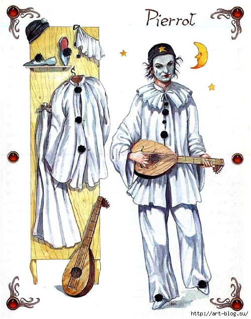 the history of the sad clown the saucy maid and the vainglorious soldier in commedia dellarte 'the lost boys' musical in the works prequel to the film by john squires september 25, 2017 30 years ago, we met the lost boys.