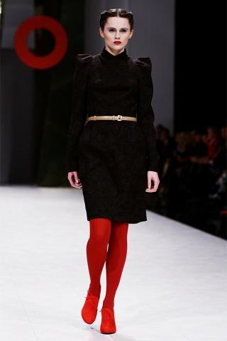Модные и стильные колготки 2011 года krasnije kolgotki - Журнал Стилиста...