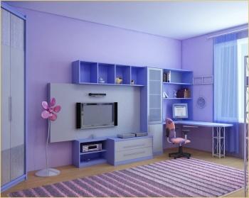 Детская комната - 8.