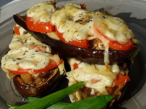 Закуска из баклажанов,помидоров и сыра.  Страница 1 из 1. маринованные...