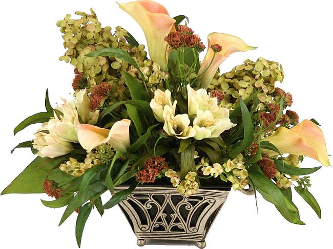 Цветы, букет мужчине на 55 лет