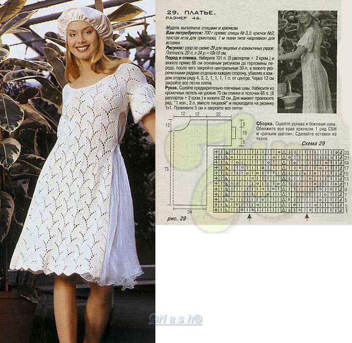181803 байтДобавлено. летние платья вязаные спицами Страна.