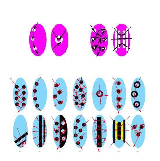 нарисовать рисунок на ногтях в домашних условиях иголкой меня цветут