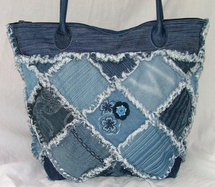 Красивые сумочки своими руками