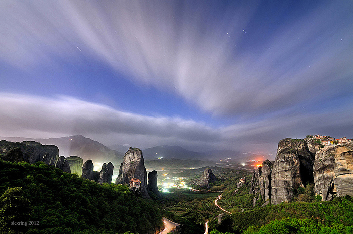 Meteora, Greece (700x464, 422Kb)
