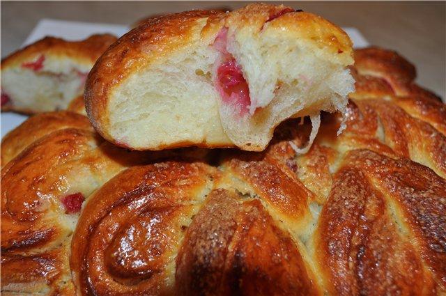 сдобное тесто для сладкого пирога