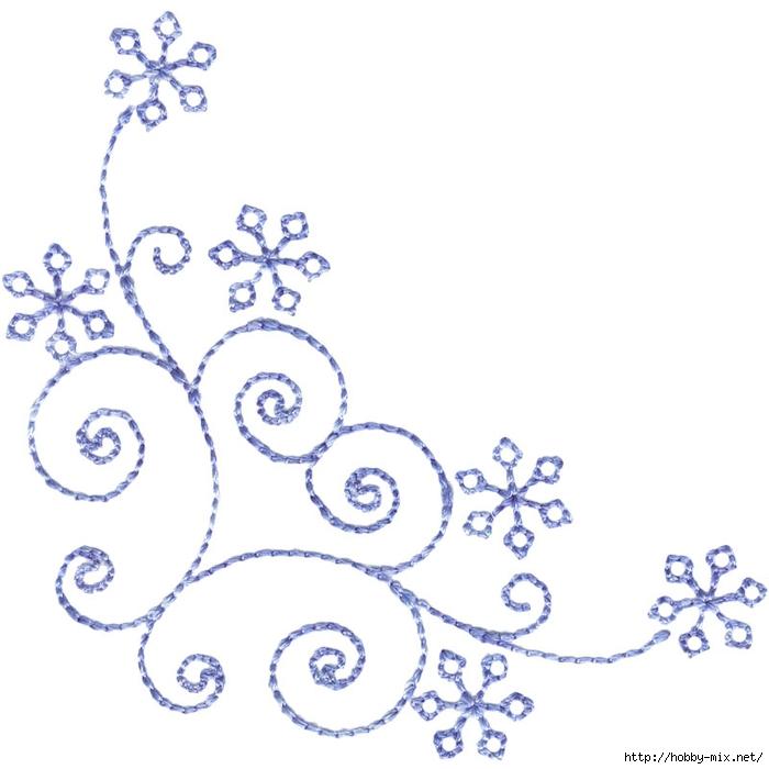 Какой можно узор нарисовать на открытке новогодней, зелеными глазами