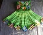 Вязаное платье для девочки 2-х лет - вязание крючком на kru4ok.ru Вязание для детей Постила.
