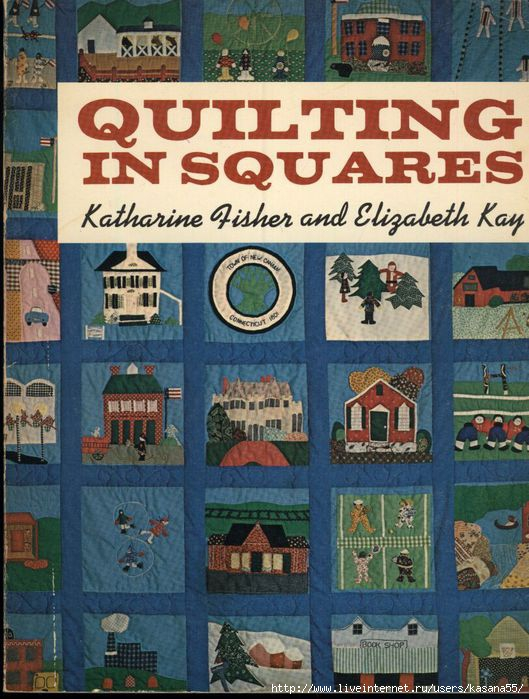 _Quilting in Squares (529x700, 228Kb)