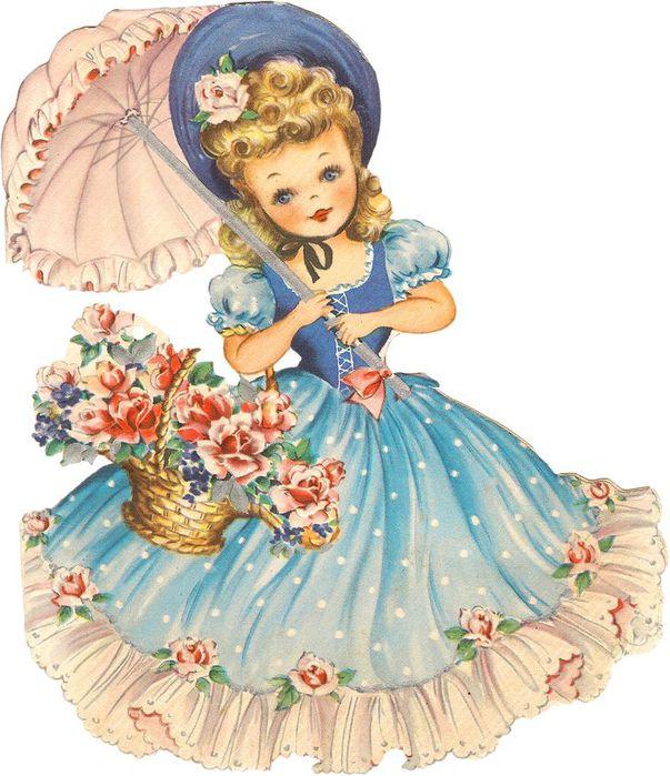Открытка кукла, собор картинки обои