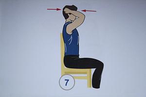 Упражнения при боли в шее 7 (300x200, 80Kb)
