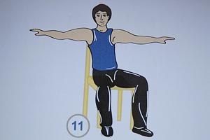 Упражнения при боли в шее 11 (300x200, 86Kb)