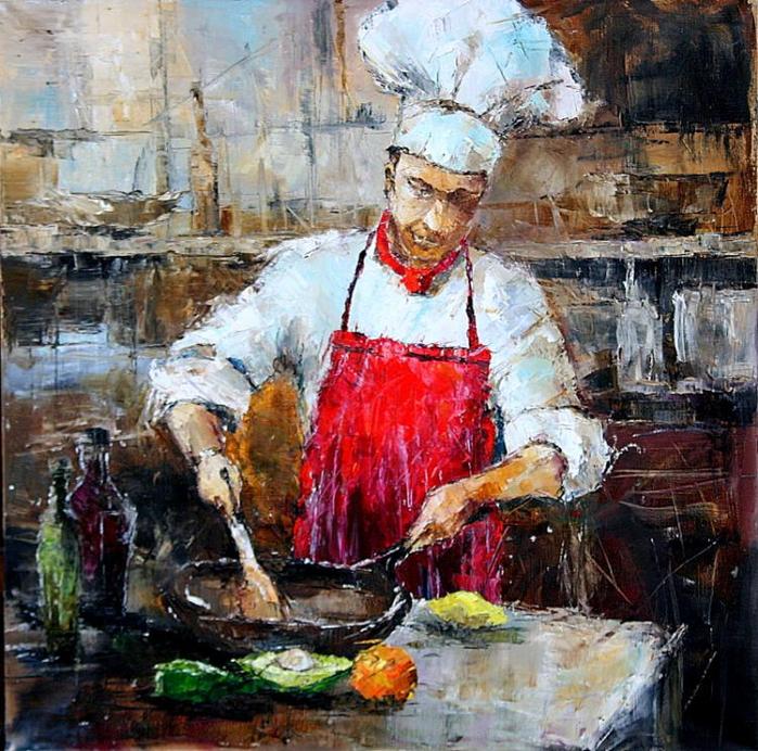 угловой картинки искусство для кухни сделать правильное