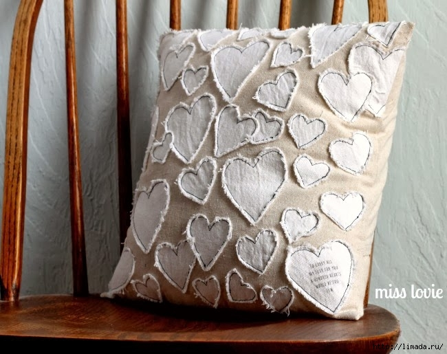 11 Anthropologie Knock Off Heart Collector Pillow (650x515, 211Kb)