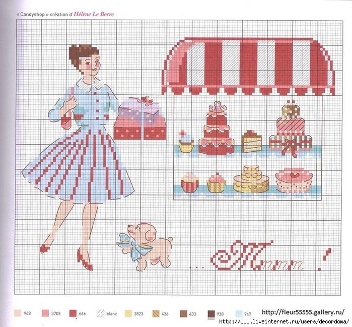 для вышивки схем дизайнер