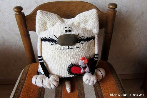 забавные кото - подушки для кресла и дивана. Обсуждение на ...