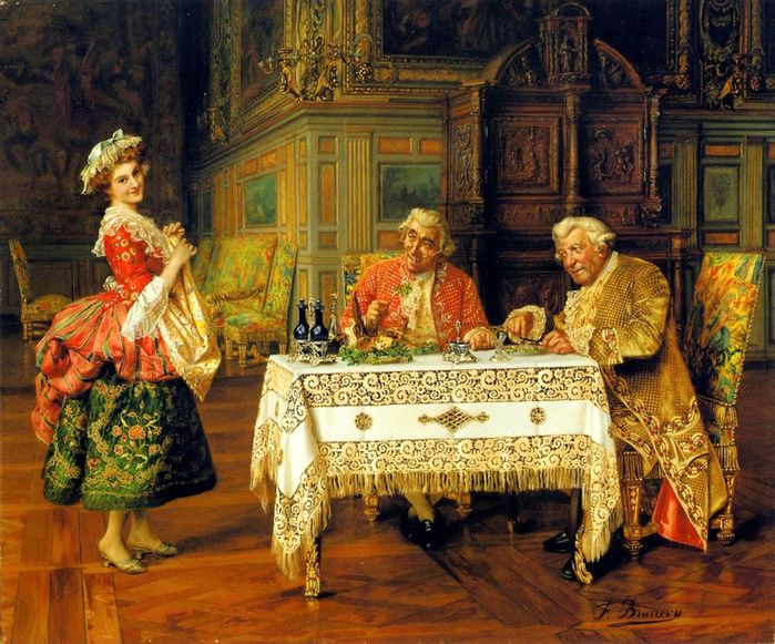 1Francois Brunery (1849-1903)1 (700x581, 105Kb)