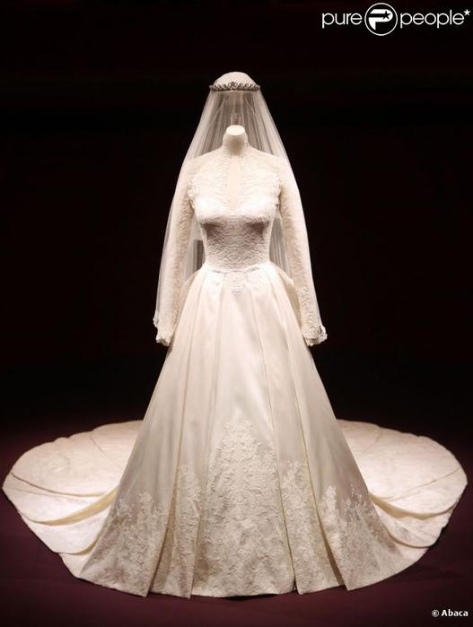 456bf34199e свадебное платье кейт миддлтон - Самое интересное в блогах