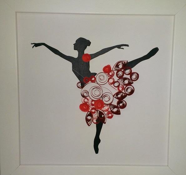 Танцующий человек, открытка с днем танца своими руками