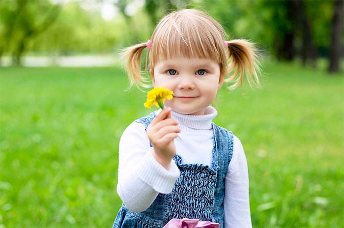 профессиональные фото детей