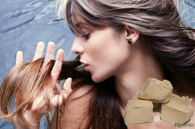 Маски для волос с медом и дрожжами