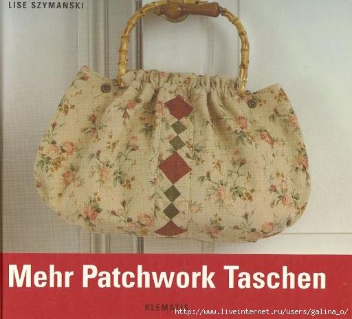 90def917ce49 сумки-выкройки-лоскутное шитье-мк - Самое интересное в блогах