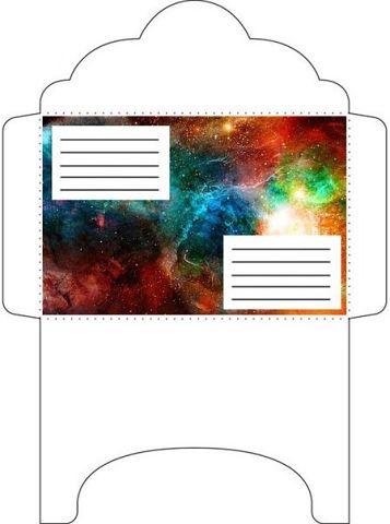 Красивые конвертики своими руками.. Обсуждение на LiveInternet ...