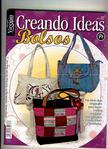Creando Ideas 77 Bolsos - ж-л по пошиву сумок с выкройками в натуральную величину.  Depositfiles.com Unibytes.com...