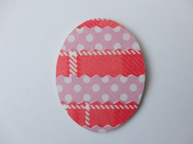 Пасхальный декор. Яйца из бумажных обрезков