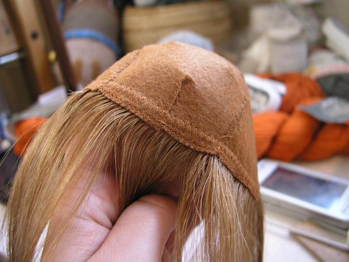 Подставка для парика своими руками