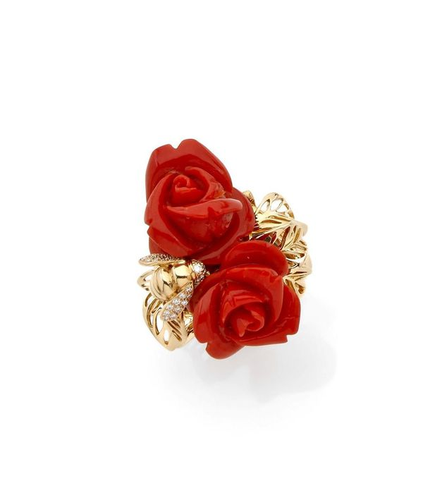 Jewelry Art Nouveau: Luis Masriera y Roses and others