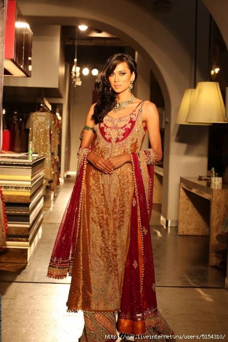 Pakistani Bridal Dresses Design 2017  StylePk