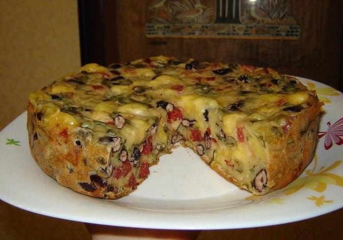 Мясные пироги в мультиварке рецепты с 162