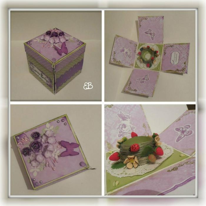 Зимним, открытки коробки как делать
