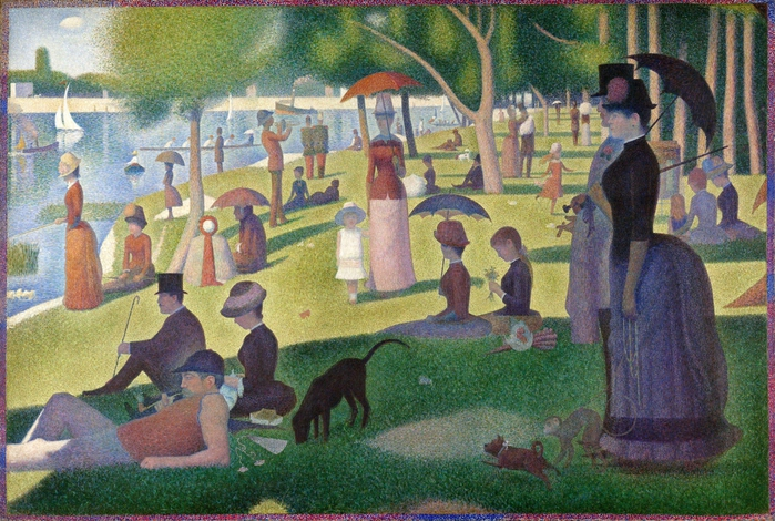 2097049_Seurat_Georges_Pierre_185991__Sunday_Afternoon_on_the_Island_of_La_Grande_Jatte_188486_oil_on_canvas_207_5x308_cm__The_Art_Institute_of_Chicago_IL_USA (700x470, 331Kb)//2097049_Seurat_Georges_Pierre_185991__Sunday_Afternoon_on_the_Island_of_La_Grande_Jatte_188486_oil_on_canvas_207_5x308_cm__The_Art_Institute_of_Chicago_IL_USA (700x470, 331Kb)