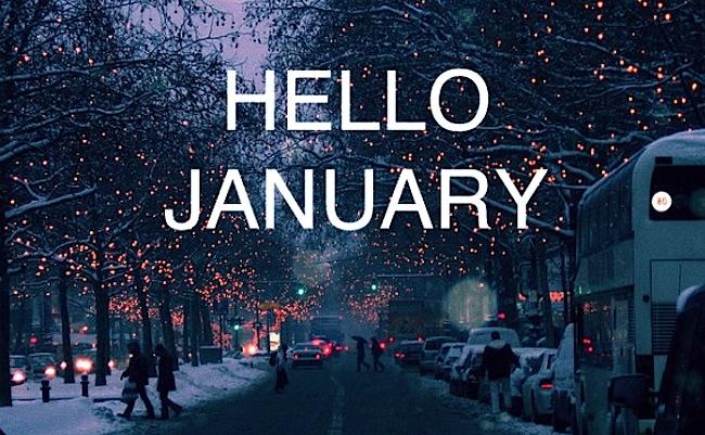 Картинки по запросу привет январь