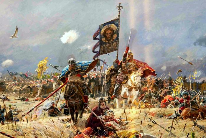 Запрещённая победа. Битва при Молодях (700x468, 460Kb)