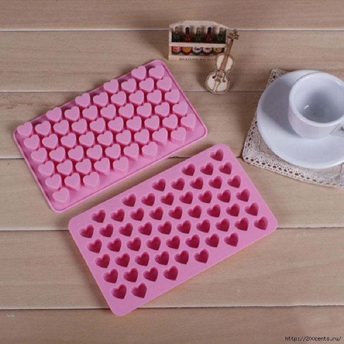 New Year Cute 55 Cell Heart Style Silicone Chocolate Ice Candy Lolly Muffin Mold Rectangle Cube DIY Ice Cube Free Shiiping/5863438_NewYearCute55CellHeartStyleSiliconeChocolateIceCandyLollyMuffinMoldRectangleCube1 (700x700, 204Kb)