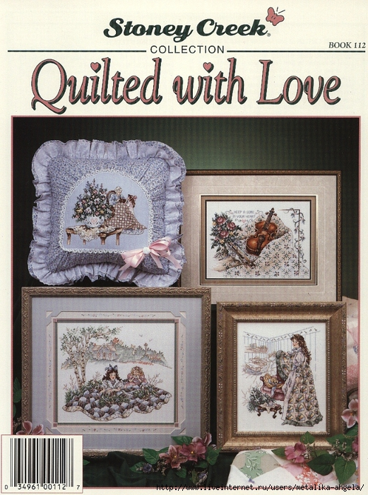Quilted With Love Contraportada (521x700, 366Kb)