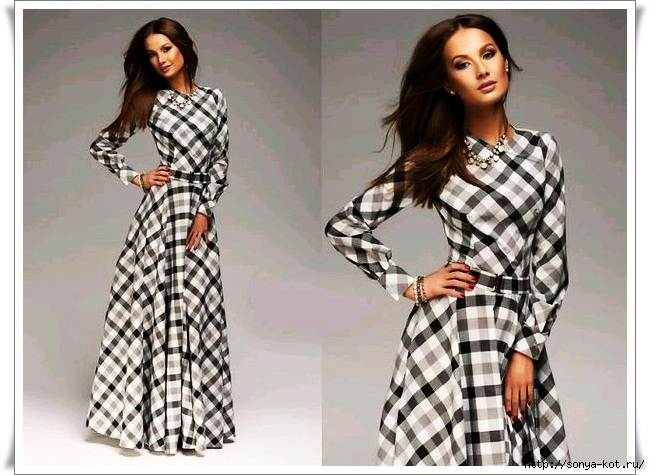 4177452d30e как сшить платье - Самое интересное в блогах