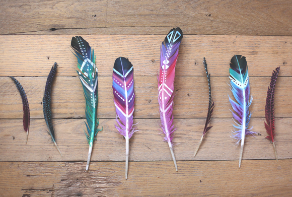 diy-painted-feathers-l (580x391, 363Kb)