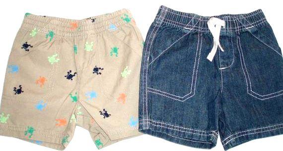 8580aff62f2 Как сшить детские шорты для мальчиков и девочек ясельного возраста