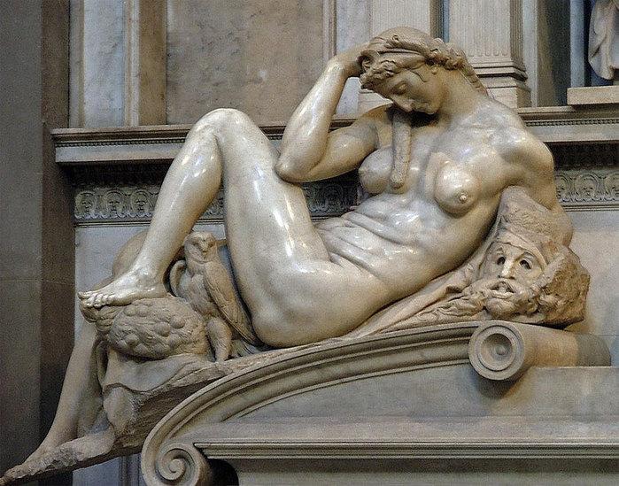 Бисексуал микеланджело