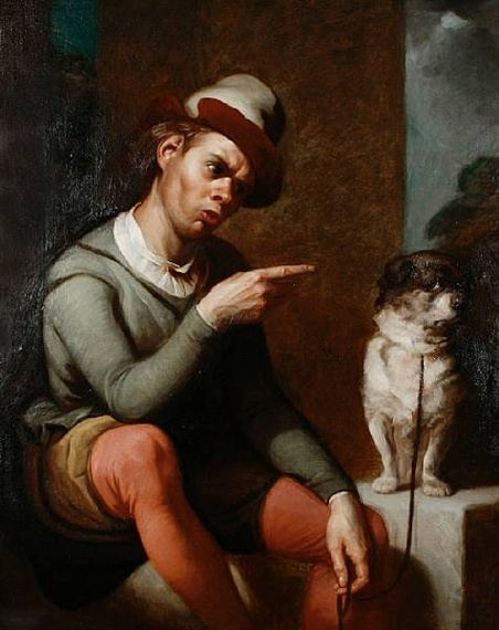 1335699515-178610-launce-and-his-dog-crab-from-two-gentlemen-of-verona (452x570, 88Kb)