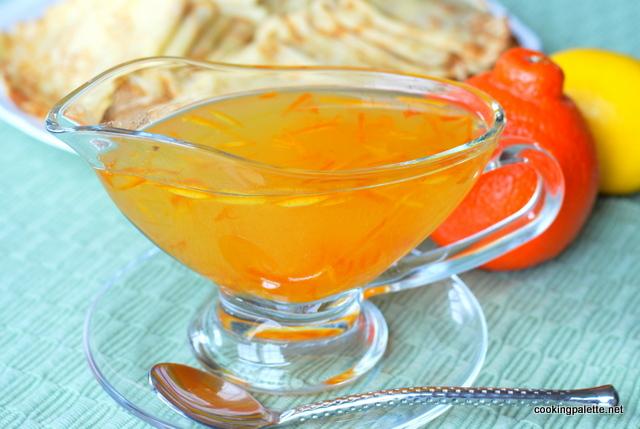 Снять цедру с помощью мелкой тёрки и выжать сок.