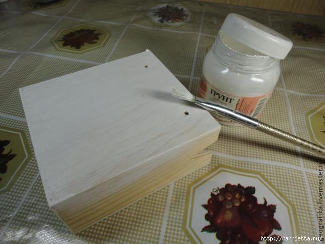Декупаж. Рисуем вуаль со складочками. Мастер-класс (4) (635x476, 127Kb)