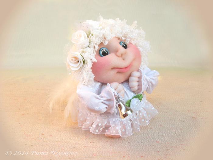 куклы из капрона ангелочки