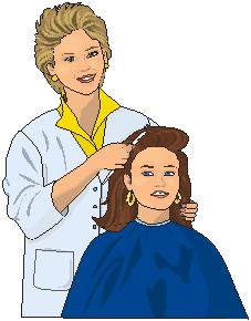 Фото парикмахера с детьми