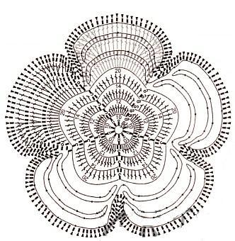 diagrama de la flor del ganchillo (332x340, 135KB)